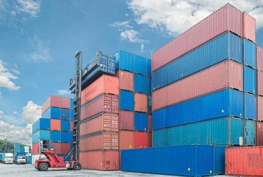 delices de la foret valli importation container