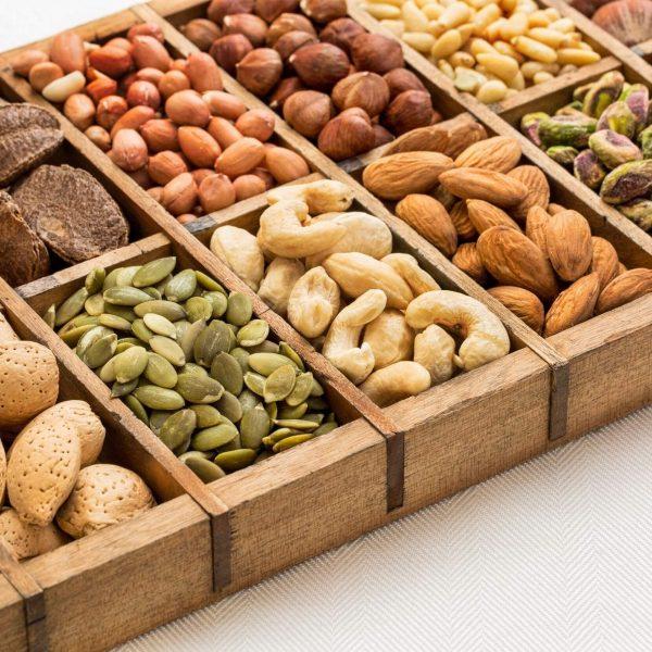 Noix, Graines et Fruits séchés (vrac)